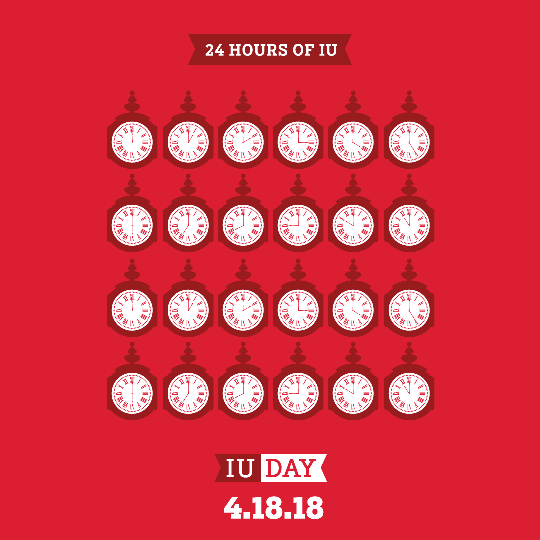 IU Day - 24 hours image for social sharing